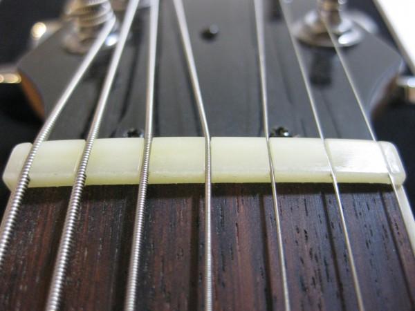 7-string guitar nut