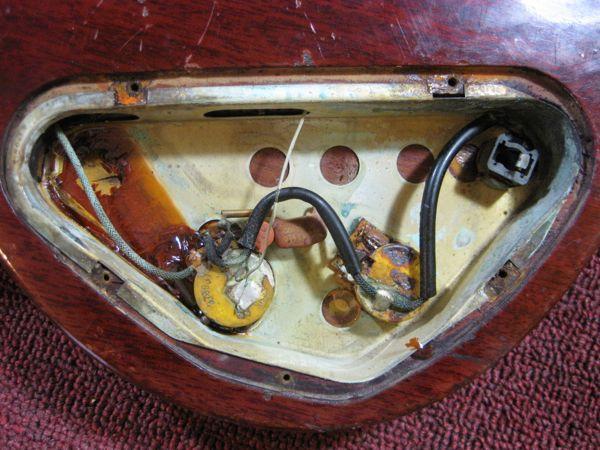 1968 Gibson EB-0