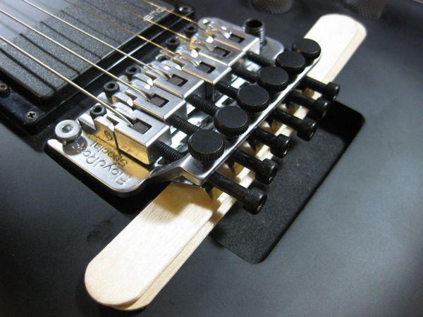 floyd rose tips and tricks strange guitarworks. Black Bedroom Furniture Sets. Home Design Ideas