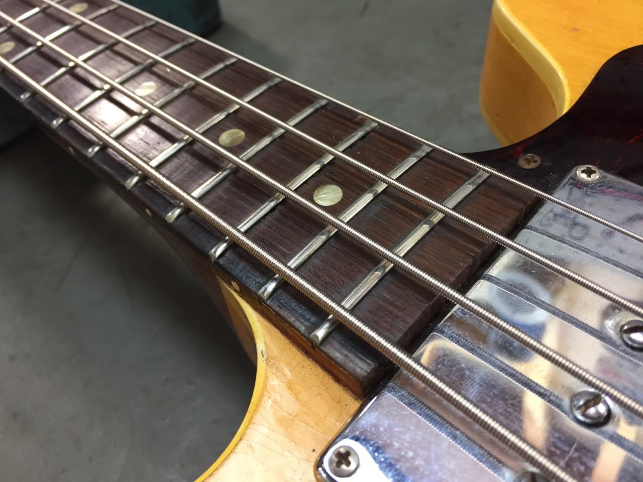 Replacing a broken truss rod - Strange Guitarworks