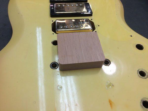 Filling a Kahler route - Strange Guitarworks